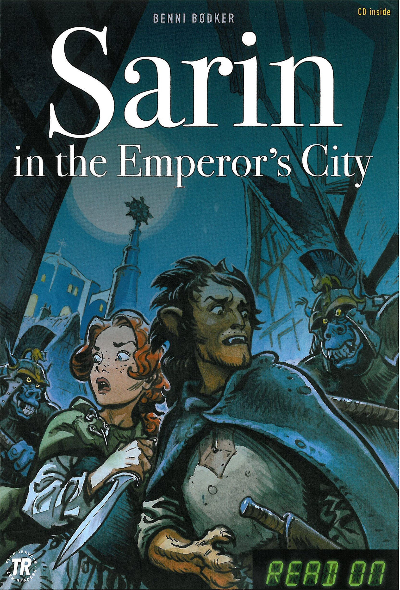 Sarin in the Emperor's City - READ ON series